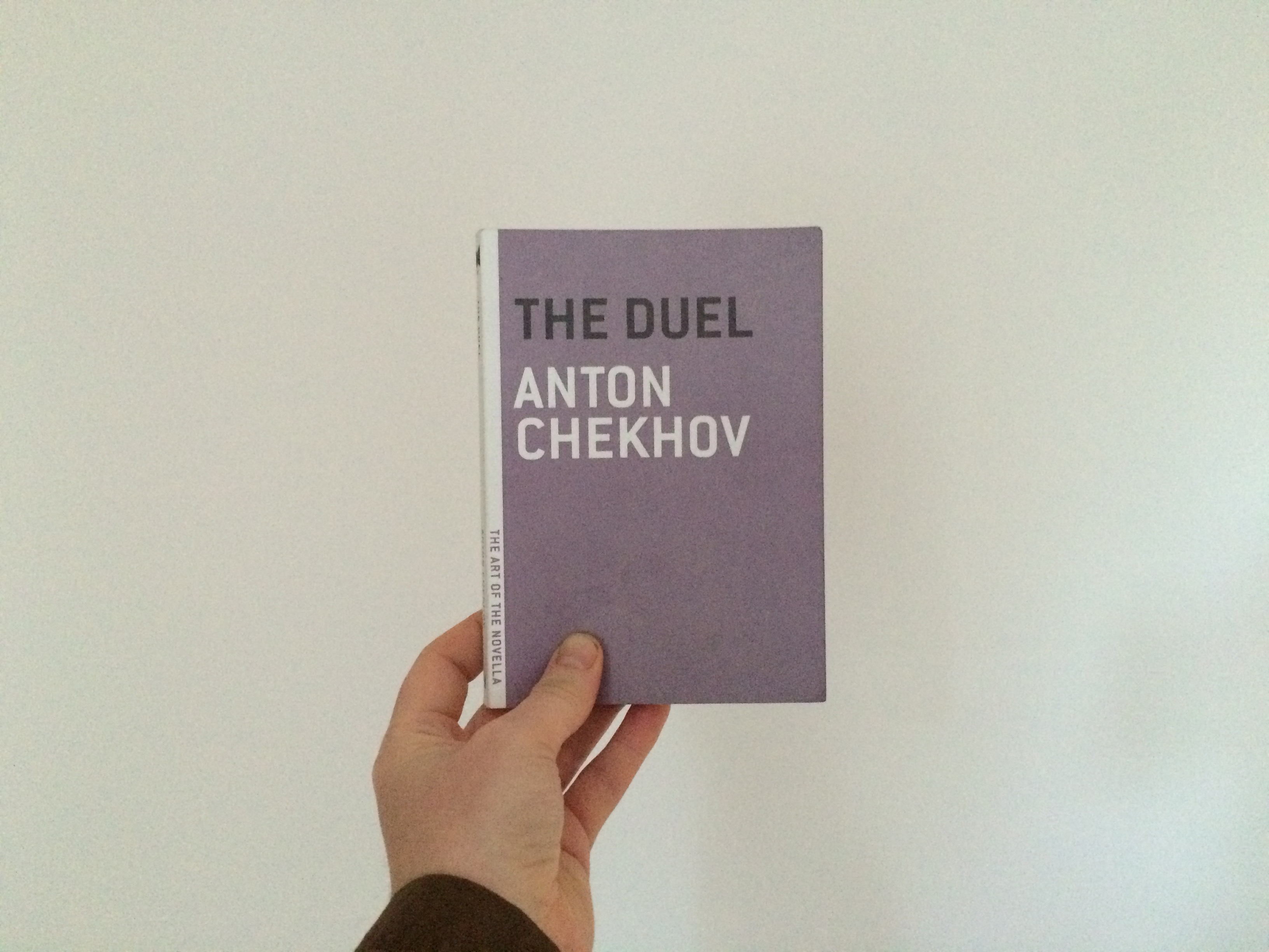 The Art of the Novella challenge 25: The Duel (Chekhov)