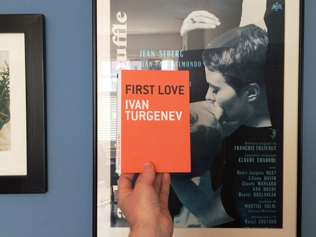 first love turgenev summary