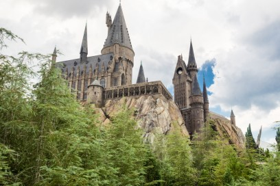 J.K. Rowling has dropped hints about an American version of Hogwarts (presumably not located within a theme park). © Kamira / Shutterstock.com