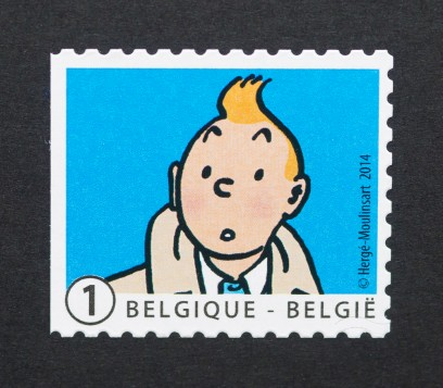 A Dutch court has ruled that Hergé's publisher--not his family--control the rights to his popular character Tintin. © catwalker / via Shutterstock