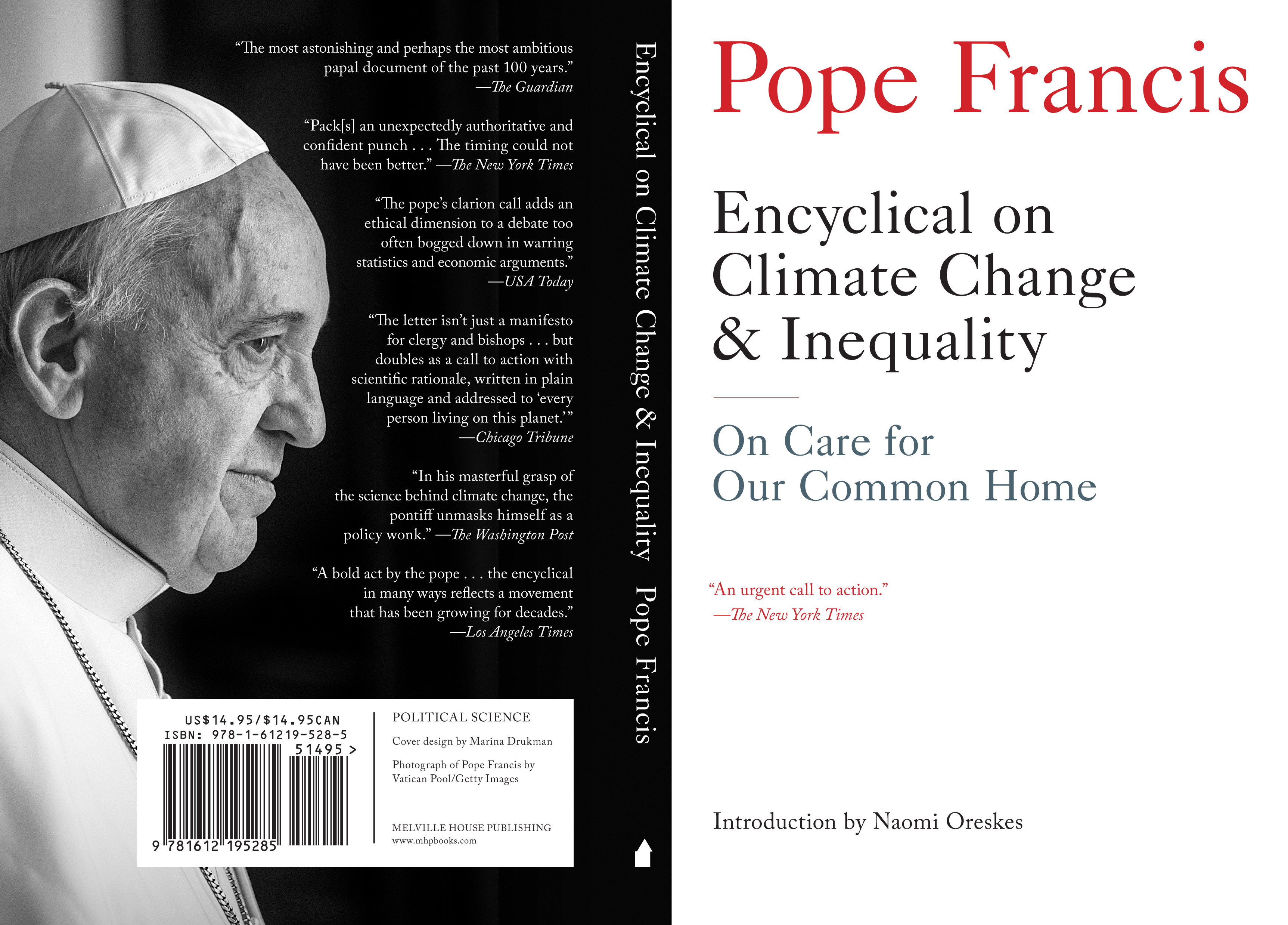 Encyclical cover spread