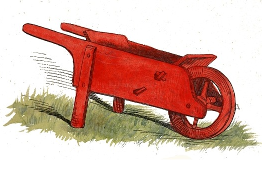 """the red wheelbarrow analysis Poetry texts, poem archive at plagiaristcom  the red wheelbarrow captures the essence of reflection bringing life to the  analysis of """"the red wheelbarrow."""