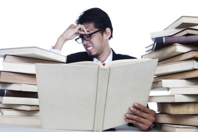 The anxiety of the summer reading list